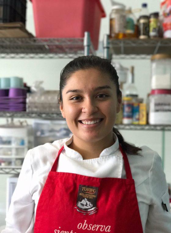 Chef Paulina Arango