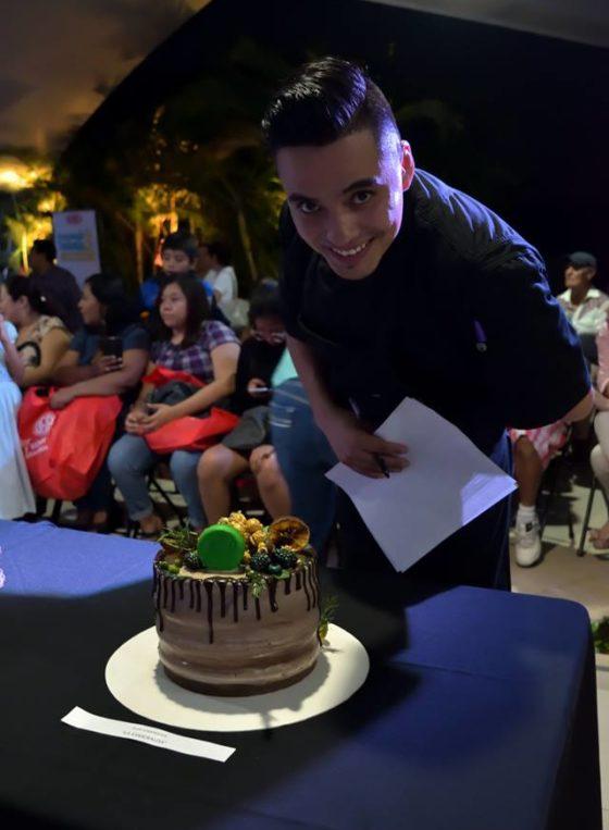Chef Oscar Gutiérrez